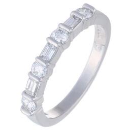 "<html lang=""ja"">    <body>   TIFFANY&amp;Co. ティファニー ハーフサークル ダイヤモンド #9 Pt950プラチナ 9号 レディース リング・指輪 DH65077【中古】Aランク        </body> </html>"