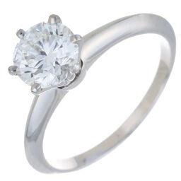 """<html lang=""""ja"""">    <body>   TIFFANY&amp;Co. ティファニー ソリティア 1.09ct ダイヤモンド Pt950プラチナ 11号 レディース リング・指輪 DH65081【中古】Aランク        </body> </html>"""