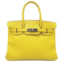HERMES Hermes Birkin 30 M engraved 2009 made Vaux Epson ladies handbag DH65229 [used]