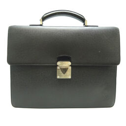 LOUIS VUITTON Louis Vuitton M32762 (discontinued) Neo Brost 1 Taiga x Leather Men's Business Bag DH65234 [Used] BC Rank