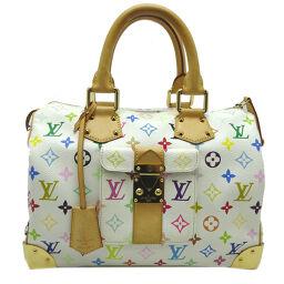 LOUIS VUITTON Louis Vuitton M92643 Speedy 30 Monogram Multicolor Ladies Handbag DH65236 [Used] AB Rank