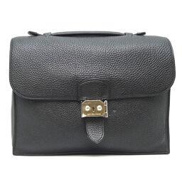 HERMES Hermes Sack Adepesh 27 □ O engraved 2011 Togo Ladies Handbag DH65239 [Used] AB rank