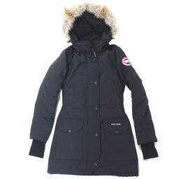 CANADA GOOSE Canada Goose 68F8490 Down Jacket # 2XS / 2TP Polyester x Nylon x Cotton Down Feather Women's Down Jacket DH65280 [Used] A rank