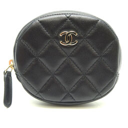CHANEL A68995 Matrasse Coin Case Lambskin Ladies Coin Case DH65311 [Used] SA Rank