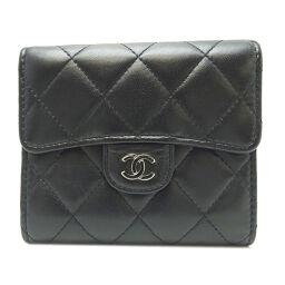 CHANEL AP0231 Matrasse Small Flap Wallet Lambskin Ladies Tri-Fold Wallet DH65313 [Used] AB Rank