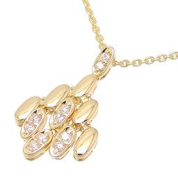 Christian Dior クリスチャンディオール 750YG ダイヤモンド 750イエローゴールド レディース ネックレス DH65439       【中古】Aランク    </splt>   </splt>        </body> </html>