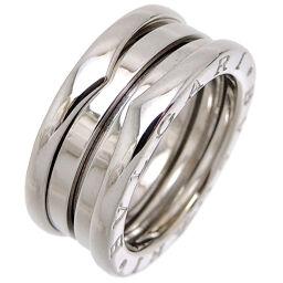 BVLGARI Bvlgari 323532 750WG # 51 Bzero One 750 White Gold No. 10 Ladies Ring / Ring DH65554 [Used] A rank