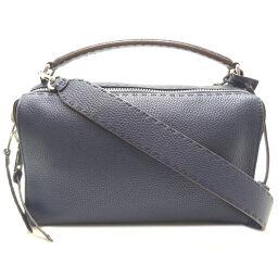 FENDI FENDI 8BL137 Celeria Ray 2Way Bag Celeria Leather Women's Shoulder Bag DH65586 [Used] A rank