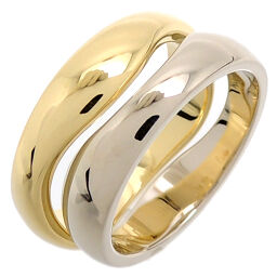 CARTIER Cartier 750YG 750WG # 49 Love Me 750 Yellow Gold x 750 White Gold No. 8.5 Ladies Ring / Ring DH65790 [Used] A rank
