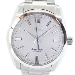 SEIKO セイコー グランドセイコー メカニカル SBGR099 ステンレススチール 自動巻き メンズ シルバー文字盤 腕時計【中古】SAランク