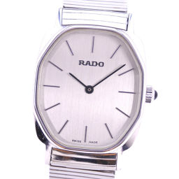 RADO Rado 396.7966.2 Stainless Steel Silver Manual winding Ladies Silver Dial Watch [Used]