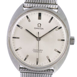 OMEGA Omega Seamaster Cosmic 135017SP-TOOL107 Stainless Steel Manual Winding Analog Display Men's Silver Dial Watch [Used]