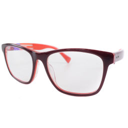 POLICE Police REEL2 V1914J Red Ladies Glasses [Used] A rank