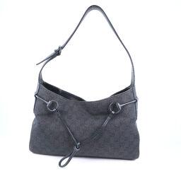 GUCCI Gucci 101975 Canvas Ladies Shoulder Bag [Used]