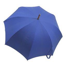 HERMES エルメス 日傘 雨傘 兼用 コットン 青 ユニセックス その他雑貨【中古】SAランク