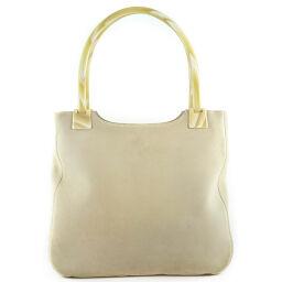 PRADA Prada B8529 Suede CORDA Ladies Handbag [Used]