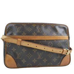 LOUIS VUITTON Louis Vuitton Trocadero 27 M51274 Monogram Canvas Brown Women's Shoulder Bag [Used] B-Rank