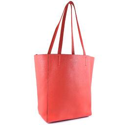 CELINE Celine Kava Phantom with pouch 175543 YNF 27SX calf red women's tote bag [pre] SA rank