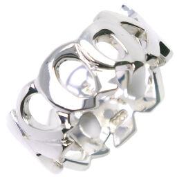 TIFFANY&Co. ティファニー パロマピカソ ラブ&キス シルバー925 9.5号 レディース リング・指輪【中古】A-ランク