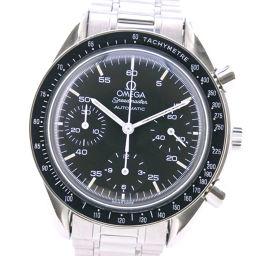 OMEGA オメガ スピードマスター 3510.50 ステンレススチール 自動巻き メンズ 黒文字盤 腕時計【中古】