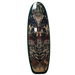 HERMES Hermes surfboard SURF MAORI KAWA ORA SANS COLORIS unisex sports equipment [used] A rank