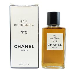 CHANEL EAU DE TOILETTE Eau de Toilette No.5 118ml Perfume [Used] A + rank