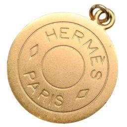 HERMES エルメス セリエ GP ユニセックス ペンダントトップ【中古】Aランク