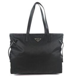 PRADA Prada 1BG401 Nylon NERO Black Men's Tote Bag [Used] A-Rank