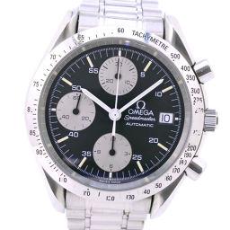 OMEGA オメガ スピードマスター 3511.50 ステンレススチール 自動巻き メンズ 黒文字盤 腕時計【中古】