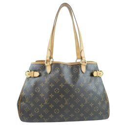 LOUIS VUITTON Louis Vuitton Batignolle ORIENTAL M51154 Monogram canvas tea women's tote bag [pre-owned]