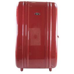 ZERO HALLIBURTON Red Unisex Carry Bag [Used]