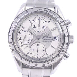OMEGA Omega Speedmaster 3513.30 Stainless Steel Self-winding Chronograph Men's Silver Dial Watch [Used]