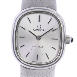 OMEGA Omega Devil / Devil cal.625 Stainless Steel Manual Winding Ladies Silver Dial Watch [Used]