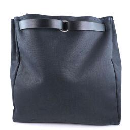 HERMES Hermes ale bag replacement bag only canvas unisex handbag [used]