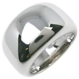 CARTIER カルティエ ヌーベルバーグ K18ホワイトゴールド 14.5号 レディース リング・指輪【中古】Aランク
