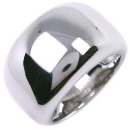 CARTIER カルティエ ヌーベルバーグ K18ホワイトゴールド 11.5号 レディース リング・指輪【中古】Aランク