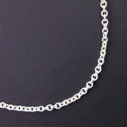 TIFFANY & Co. Tiffany Chain Silver 925 Ladies Necklace [Used] A-Rank