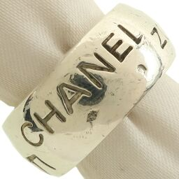 CHANEL Chanel Silver 925 No.9.5 Ladies Ring / Ring [Used]