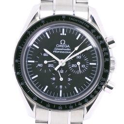 <html>    <body>   OMEGA オメガ スピードマスター プロフェショナル 3570.50 ステンレススチール 手巻き メンズ 黒文字盤 腕時計【中古】        </body> </html>