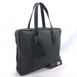 Dunhill Dunhill Briefcase L3N180A Nylon / Leather Black [Used] Men