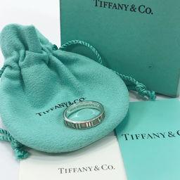 TIFFANY&Co. ティファニー リング・指輪 アトラス シルバー925 16 シルバー【中古】 レディース