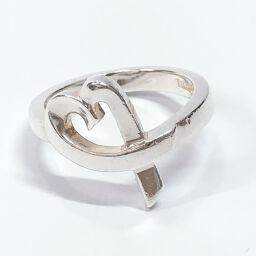 TIFFANY&Co. ティファニー リング・指輪 パロマ ピカソ  ラビング ハート シルバー925 9 シルバー【中古】 レディース