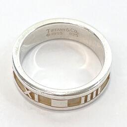 TIFFANY&Co. ティファニー リング・指輪 アトラス シルバー925 19 シルバー【中古】 レディース