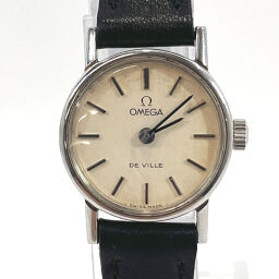 OMEGA Omega Watch 625 Devil Manual Winding Vintage Stainless Steel Silver Manual Winding [Used] Ladies