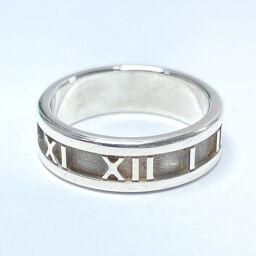 TIFFANY & Co. Tiffany Rings / Rings Atlas Silver 925 14 Silver [Used] Ladies