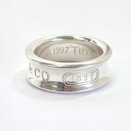 <html>    <body>   TIFFANY&amp;Co. ティファニー リング・指輪 1837 シルバー925 BC シルバー【中古】 ユニセックス        </body> </html>