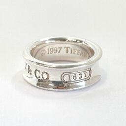 TIFFANY&Co. ティファニー リング・指輪 1837 シルバー925 9 シルバー【中古】 レディース