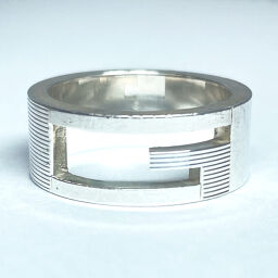GUCCI Gucci Ring / Ring G Ring Silver 925 13 Silver [Used] Unisex