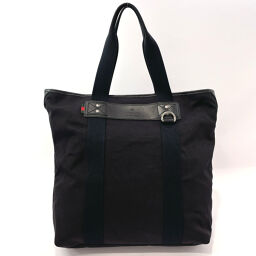 GUCCI Gucci Tote Bag 268175 Nylon Black [Used] Men's