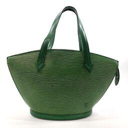 LOUIS VUITTON Shoulder Bag M52264 Sunjack Epi Leather Green [Used] Ladies